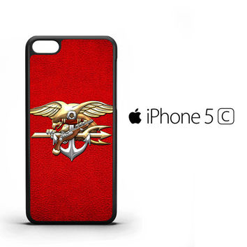 navy seals logo Y1928 iPhone 5C Case