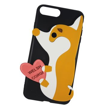 Welsh Corgi Phone case ( iPhone 7/ 7 Plus/ 8 Plus)