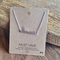 "Paris ""Must Have"" Necklace"
