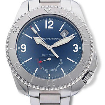 Girard Perregaux Sea hawk Mens Automatic Watch 49900-1-11-4144