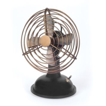 Havana Mini Desk Fan