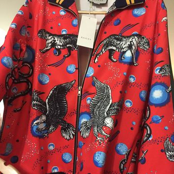 Gucci Sweatsuit 'Eu 3XL' (Special Order Space Animal Line!!)