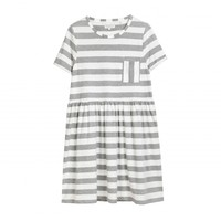 NEW Wide Stripe Pocket Dress - Dresses - Shop Online Chinti and Parker