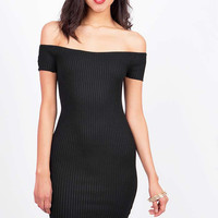 Betty Off the Shoulder Dress