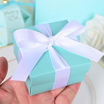 pcs    Candy  Wedding  Favor  Boxes    Theme  Wedding