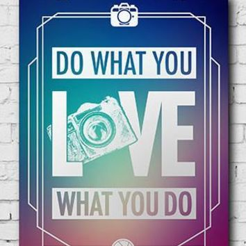 Photography Fun Poster - POSTER014