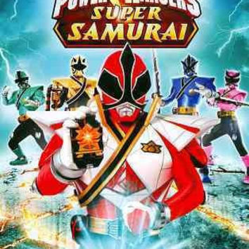 Power Rangers Super Samurai: Super Pow