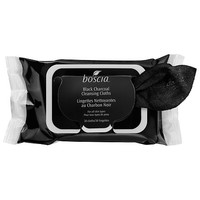 Black Charcoal Cleansing Cloths - boscia | Sephora