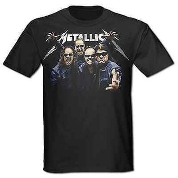 Metallica World Magnetic Tour T-Shirt