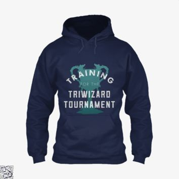 Training Triwizard Tournament, Harry Potter Hoodie