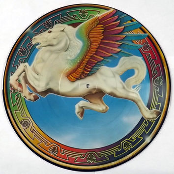 Steve Miller Band Book of Dreams Picture Disc 33  LP Rare Records