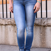 Beauty Never Fades Jeans