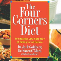 four corners diet-the healthy low-carb way book Case of 32