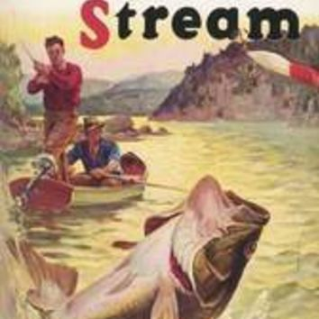 FIELD & STREAM: June 1934