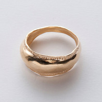 Viking ring no.2, 14k gold ring, unisex ring, wedding ring, wedding band, mens ring