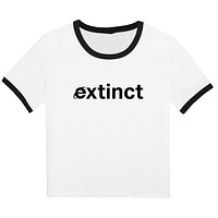 """Extinct"" Sports Tee"