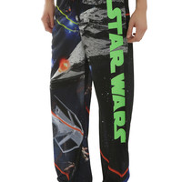 Star Wars Armageddon Guys Pajama Pants