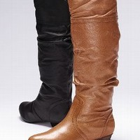 Candence Leather Boot - Steve Madden - Victoria's Secret