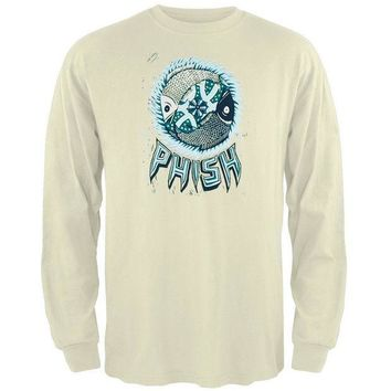 DCCKU3R Phish - Pollock Howdy Long Sleeve T-Shirt