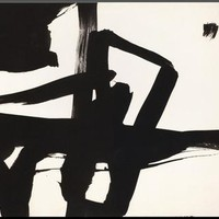 Untitled, 1950 Mounted Print by Franz Kline at Art.com