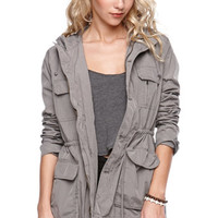 LA Hearts Tech Medium Weight Anorak Jacket at PacSun.com