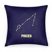 Pisces Pillow