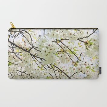 Blooming May Carry-All Pouch by Anipani