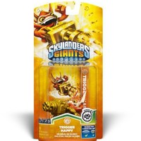 Skylanders Giants: Single Character Pack Core Series 2 Trigger Happy