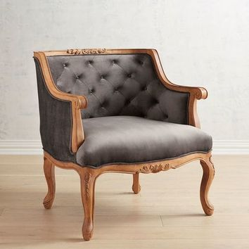 Magnolia Home Fog Bloom Chair