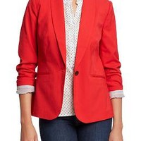 Women's Pop-Color Blazers | Old Navy
