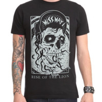 Miss May I Rise Of The Lion T-Shirt