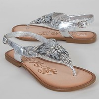 Naughty Monkey Lotus Sandal