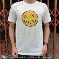 Smiley Emoticon Sad Emoji TShirt - Tee Shirt Tee Shirts Size - S M L XL XXL 3XL