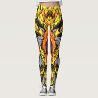 Skullduggery Leggings