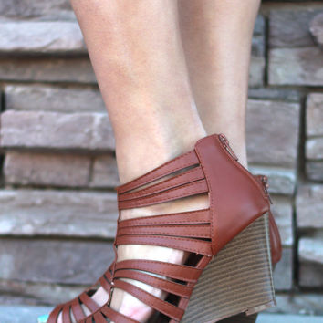 I Want It All Wedges