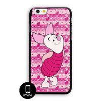 The Piglet Pink Winnie Pooh iPhone 6 Case