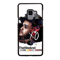 THE WEEKND XO Samsung Galaxy S4 S5 S6 S7 S8 S9 Edge Plus Note 3 4 5 8 Case Cover
