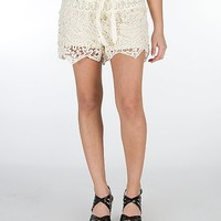 Lost Crochet Short