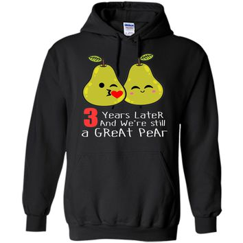3rd Wedding Anniversary Shirt Gifts Funny Couples T-shirt