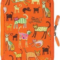 NeoSkin Kindle Zip Sleeve, Cat's Meow (Neoprene Kindle Cover, Kindle Case)