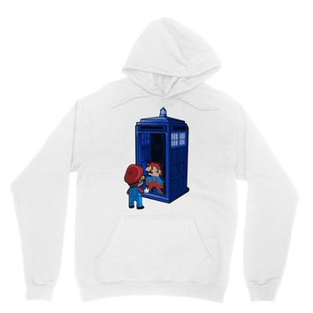back to his roots Unisex Hoodie