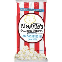 Maggie's Gourmet Popcorn Low Saturated Fat Popcorn, 5 oz - Walmart.com