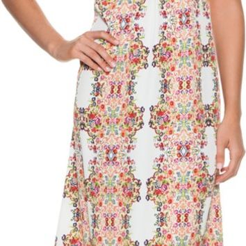FLYNN SKYE SCOOP BACK BALI OFFERINGS MAXI DRESS