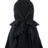 Alexander Wang Ruffled Mini Dress - Farfetch