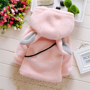 2018 Fashion Kids clothes winter fur coat for girls baby clothes parka elegant clothing for girls girl outerwear luxury faux fur