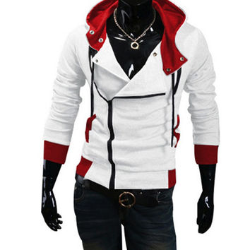 Assassins Creed Cosplay Jacket