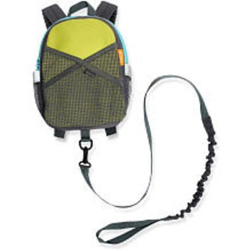 Brica Ultra Comfort Backpack Harness - Green