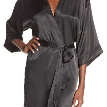 In Bloom by Jonquil Satin Robe (Nordstrom Exclusive) | Nordstrom