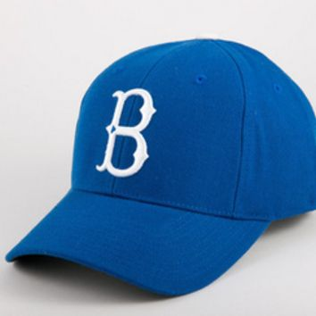 Mens Brooklyn Dodgers 1939-1957 Cooperstown Collection Fitted Hat By American Needle