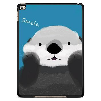 Cute Otter E0214 iPad Air 2  Case